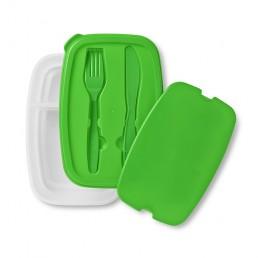"""Ēdienu produktu trauciņš ar ēšanas piederumiem """"Dilunch"""""""