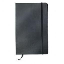 Melna pierakstu grāmatiņa