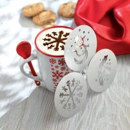 """Kafijas pūdera formiņas """"Coffeedeco"""""""