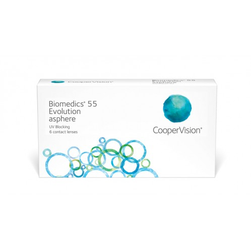 Biomedics 55 Evolution / Mediflex 55