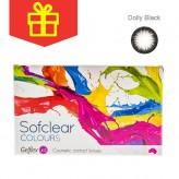Sofclear Colours Dolly Black