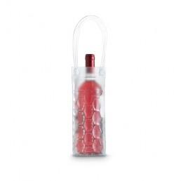 Прозрачная сумка-холодильник для напитков